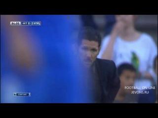 13.04.2014. Ла Лига. 33 тур. Хетафе - Атлетико Мадрид 0:2