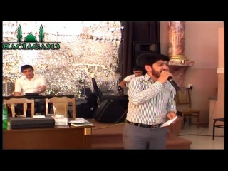 Haci Zahir Mirzevi-Imam Zamanin movludu-Gence 2.ci Hisse