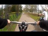Я буду долго гнать... велосипед