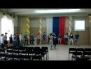 Генеральная репетиция Вальс в исполнении учащихся 11 А, выпуск 2014 года