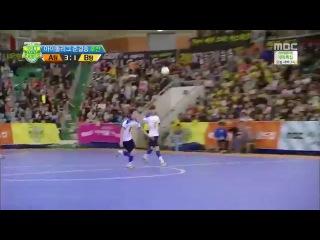 140612 MBC Idol Futsal World Cup 아이돌 풋살 월드컵 Xiumin Luhan cut 3 B VS A