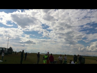 21.06.14 стрибки з парашута на аеродромі Воронів