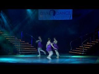 Гигант-холл 08.06.14. Боди балет. www.divastudio.ru