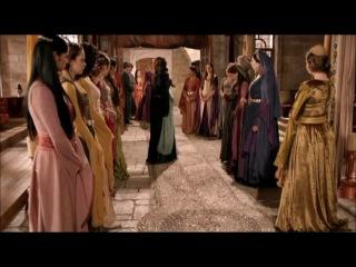 Улыбчивые султанши: Махидевран и Хюррем. Подготовка к обручению Мустафы и Айбиге