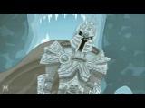 Как должен был закончиться World Of Warcraft Падение Короля Лича