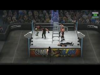 Игра онлайн в WWE 2k14