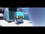 Wall E Duck1. Смешной маленький робот. Начало