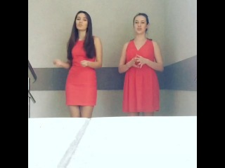Улыбайся cover девушки хорошо поют