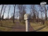 Побег В.Януковича из Межигорья его же глазами. =D
