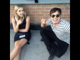 Tyler and Ashley do the best vines when Troian is around