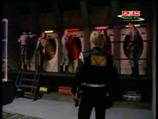 Могучие рейнджеры В космосе 22