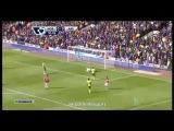 Aaron Ramsey goal vs Norwich vine