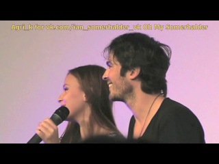 Ian&malese panel in barcelona may 2014 part 2