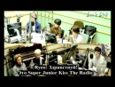 Super Junior Kiss The Radio Yoseob calls Leo рус. саб.