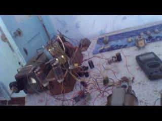 сопли лампового усила на двух 6п36с и выходник ТН60