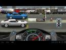 Drag Racing. Career Stock. 2 level Ford Mustang Boss 429