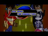 Ask Sonic Fan Characters: Intro