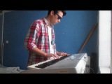 piano accompaniment by me - music burn ellie goulding acoustic instrumental