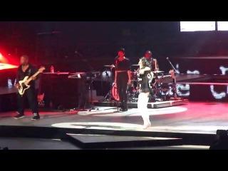 Rihanna - You Da One/ Man Down/ No Love Allowed (American Airlines Center, Dallas, 11.11.2013)