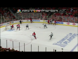 Stanley Cup Playoffs 2014. Round 3. Game №2. Los Angeles Kings Vs. Chicago Blackhawks 6:2 - (Полный Матч) - (22.05.2014)
