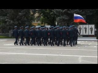 Выпуск СВИ ВВ МВД РФ 21.06.2014