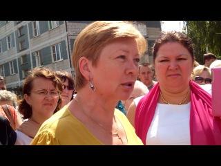2014.07.05 - Встреча жителей г.п. Деденево с администрацией, СД, МУП (Часть 3)