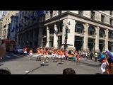 Gay Pride 2014. Гей парад в Нью Йорке.
