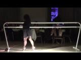 Грасиела Гонсалес. Женская техника в танго.