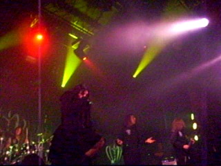 Lacuna Coil - Swamped (live Kosmonavt 7/07/14)