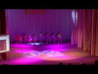 Танец Модницы Хореограф Хлыбова Эне Центр развития ребенка Маленький Гений