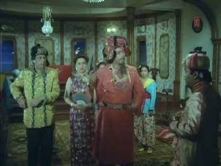Митхун Чакраборти-фильм Враг(1990г)
