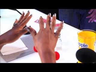 Smoothini Bar Magician Flies Through Amazing Tricks - America's Got Talent 2014