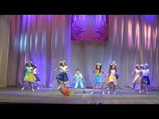 Клубные танцы для детей от 7 лет