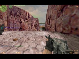 Egvoro даёт cso оружие игроку MD*MAUSE