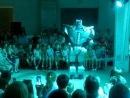 Москва.Июнь2014.Бал Роботов.Шоу Титана.