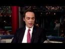 Letterman - 2014.05.13 - Jim Parsons, Julie Chen, (Hozier)