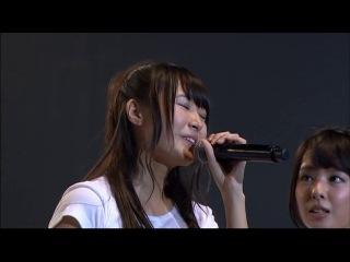 NMB48 3rd Anniversary Special Live 2013.10.13 Night Performance@Osaka Jou HALL (Part 4)