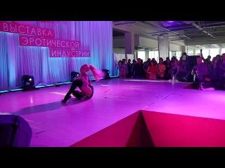 Выступление Екатерины Скоробогатовой (Фокси) на выставке Es.Expo))