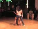 Красивый танец - Бачата! bachata (my version) Ataca Jorgie  La Alemana Bachata performance