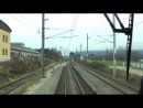 Fuhrerstandsmitfahrt Salzkammergutbahn Bad Ischl - Attnang Puchheim HD Cab Ride OBB 1144