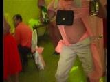 06.07.2013 Свадьба Даши и Леши, дядя Сережа всем показал, как веселиться! :)