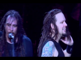 Korn feat Corey Taylor - Freak On A Leash (Live)