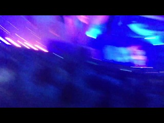 Sensation. Into the wild. @ Nicky Romero beginin (Knife Party - Power Glove)