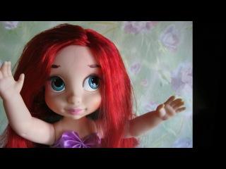 Ариэль кукла / Ariel doll / Русалочка / The little mermaid