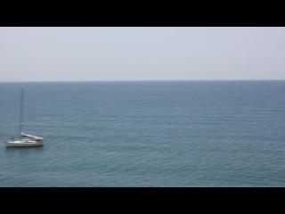 Море г.Ульцинь. Черногория 2014г
