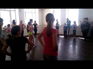 Танцы народолв мира (русские народные)