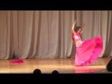 Мустафина Регина дети-2 соло классика