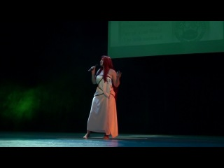 Тя-но-ю 2014 Syrena (Мытищи) – Part of Your World (The little mermaid)