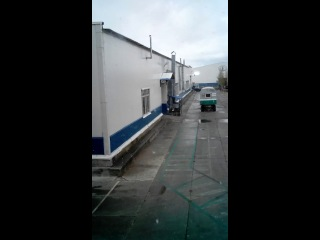 г.Мегион ХМАО-Югра погода на 6 июня 2014 г. Кратковременный снег