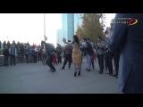Ингушская свадьба в Астане - Lezginka (R-Studio productions) Din@R